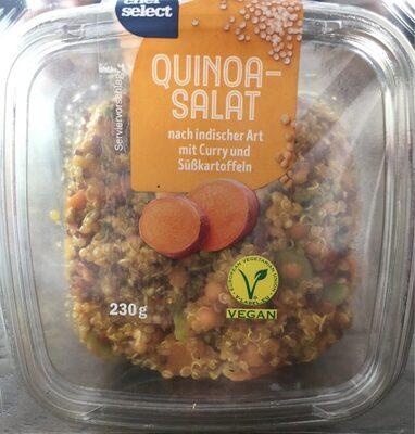 Quinoa, habas de soja y boniato - Produit