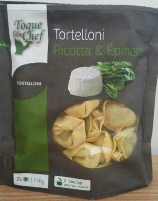 Tortelloni Ricotta et épinards - Produit - fr