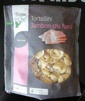 Tortellini Jambon cru fumé - Produit - fr