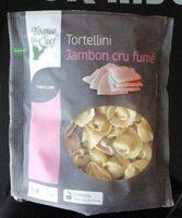Tortellini Jambon cru fumé - Produit