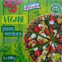 Pizza veggie - Produit