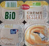Bio crème dessert vanille - Product