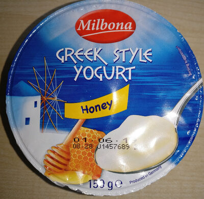 Yogur griego con miel - Product - en