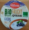 Bio Fruchtquark Cassis - Produkt