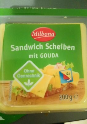 Sandwich Scheiben mit Gouda - Product - fr