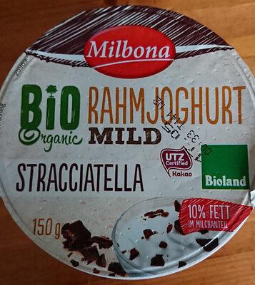 Bio Rahm Joghurt Mild - Produkt