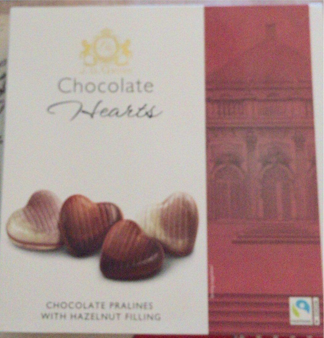 Chocolate Hearts - Product - de