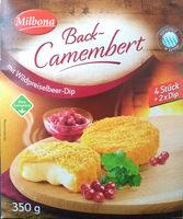 Back-Camembert Wildpreiselbeer - Produkt