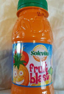 Fruit blast saveur tropical - Produit - fr