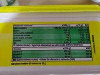 English Breakfast - Nutrition facts - fr