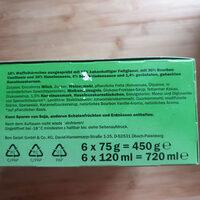 Premium Haselnuss - Ingredients