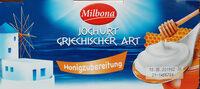 Yogur griego con miel - Produkt