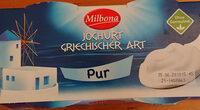 Joghurt Griechischer Art - Product