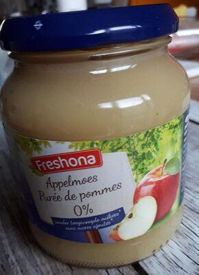 Applemoes - Purée de pommes 100% - Product - nl