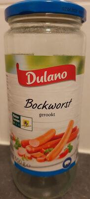 Bockworst gerookt - Product - nl