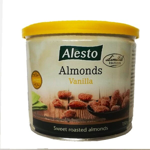 Almonds, vanilla - Product - nl