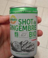 Shot de gingembre BIO - Prodotto - de