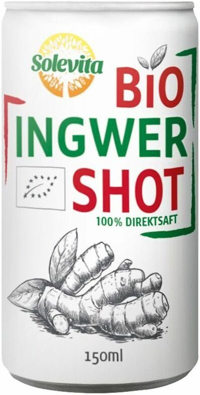 Bio Ginger shot - Product - de