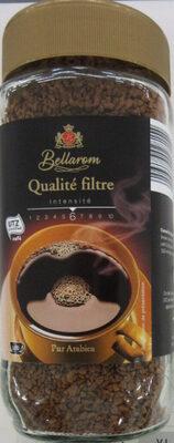 Café soluble qualité filtre - Prodotto