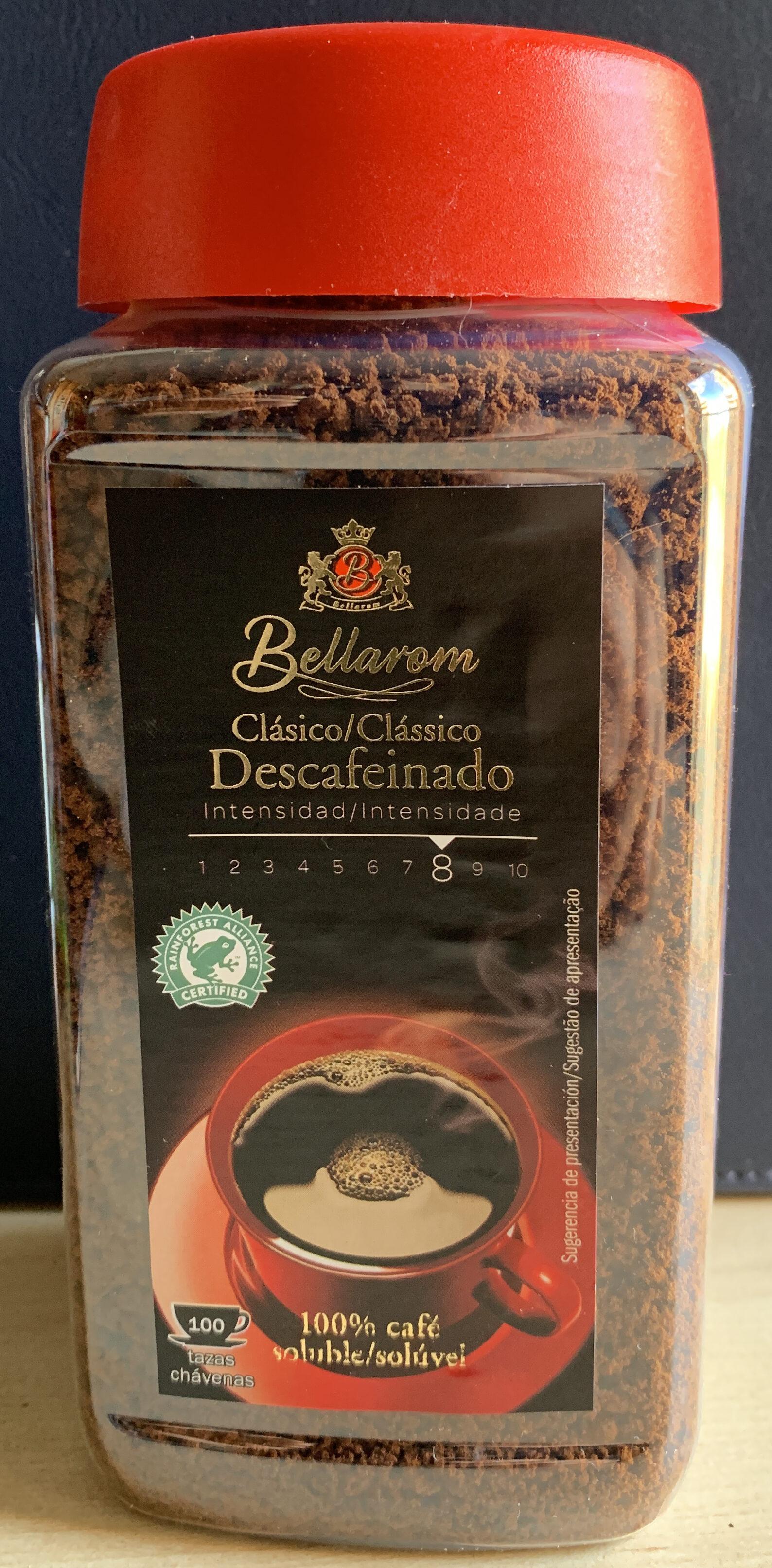 Café clásico descafeinado - Produit - es
