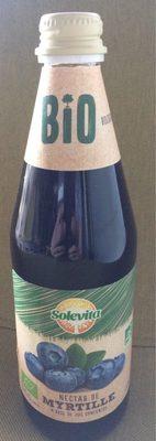 Nectar de myrtille - Product - fr