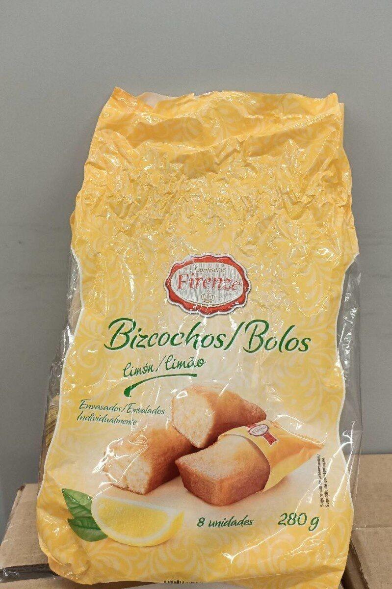 Bizcochos de limón - Produit - es