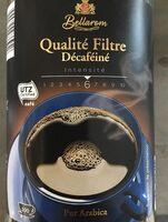 Café soluble décaféiné - Produit - fr