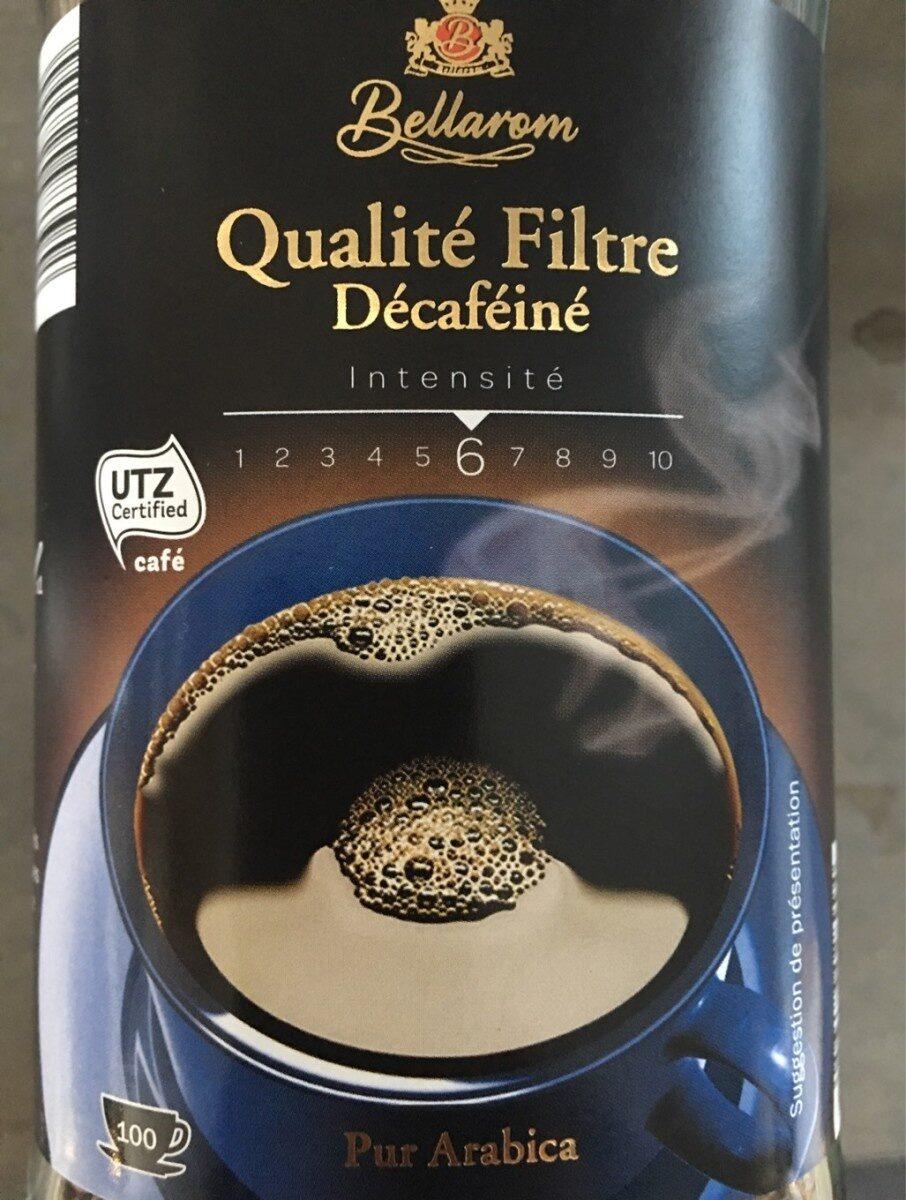 Café soluble décaféiné - Produit