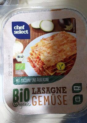 Lasagne Gemüse - Produit - fr