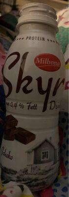 Skyr au chocolat - Produit - fr