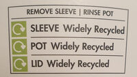Soya classic - Recycling instructions and/or packaging information - en