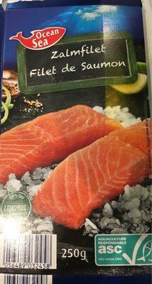Filet de saumon - Produit