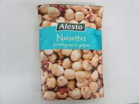 Noisettes grillées - Product - fr