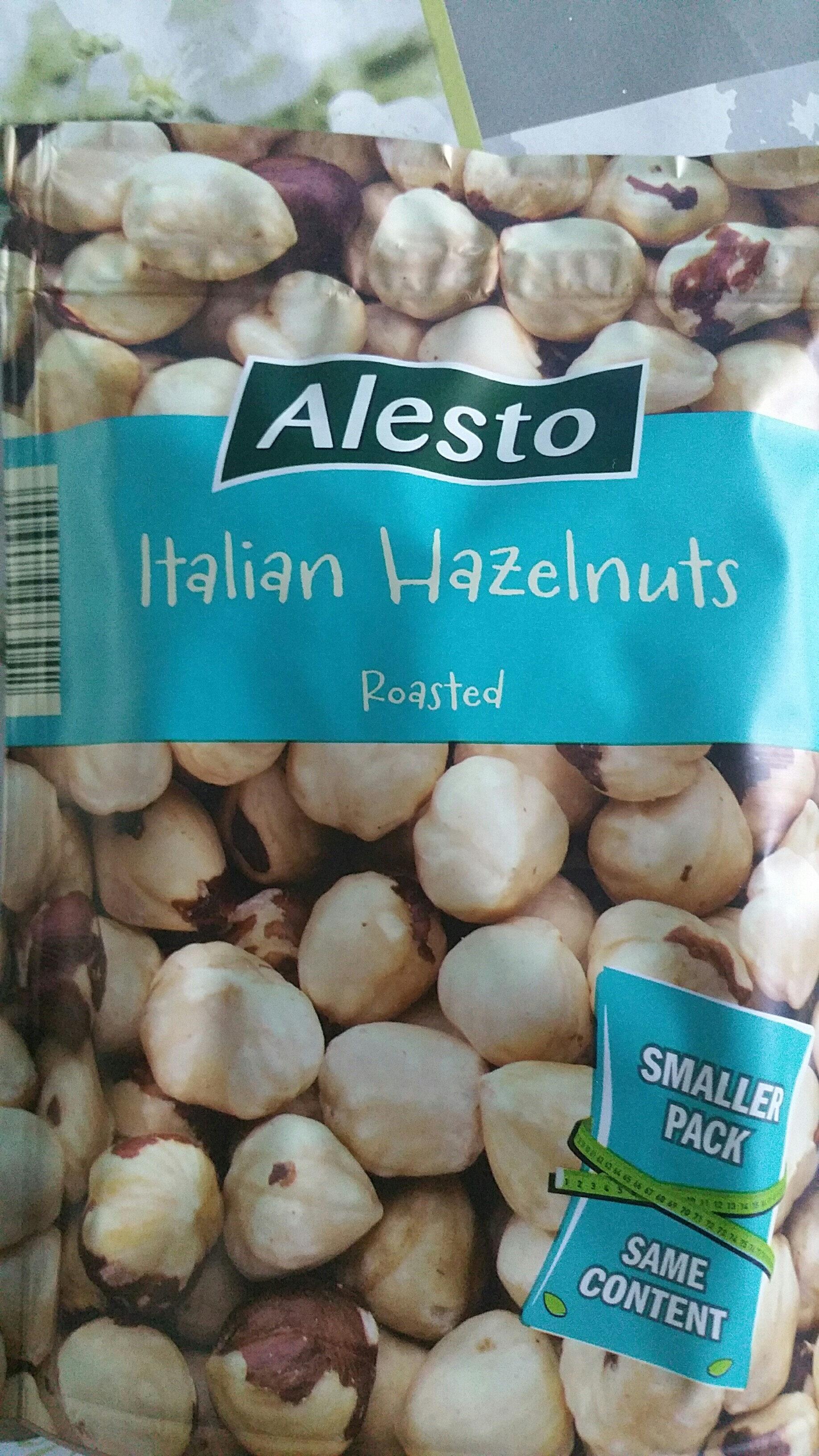 Italian hazelnuts - Product