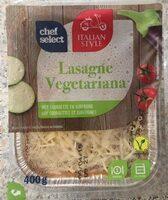 Lasagne vegetariennes - Product