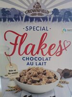 Spécial FLAKES chocolat au lait - Product - fr