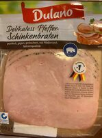Delikatess Pfefferschinkenbraten - Prodotto - de