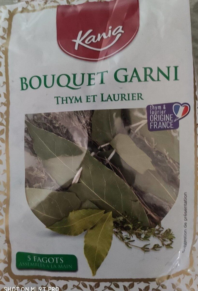 Bouquet garni - Product
