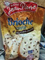 Brioche tranche aux pépites de chocolat - Prodotto - fr