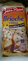 Brioche tranche aux pépites de chocolat - Ingredienti - fr