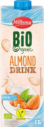Bio Organic Almond Drink - Product - en