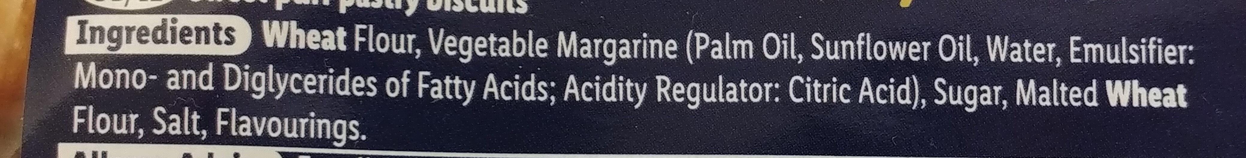 Le Sfoglie - Ingredients - en