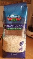 Arroz largo - Product