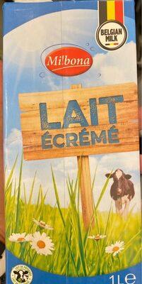 Lait ecreme - Product - fr