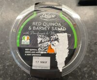Red Quinoa & Barley Salad - Product - en