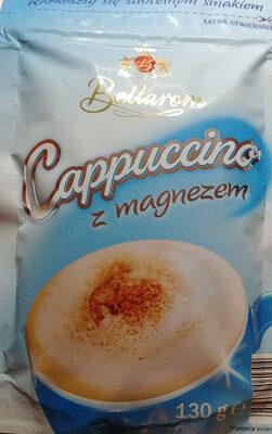 Cappuccino z magnezem - Produkt