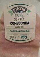 Sertés combsonka - Product - hu