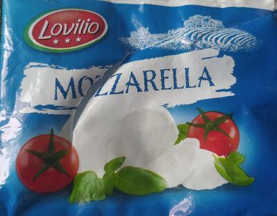 Lovilio Mozzarella - Produit - cs