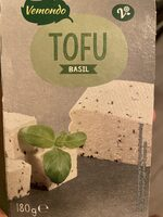 Tofu s bazalkou - Prodotto - it