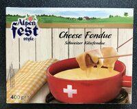 Cheese Fondue - Produkt - cs